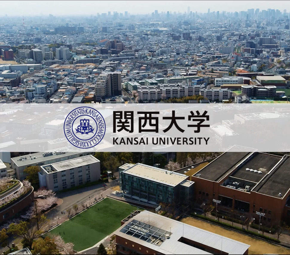関西大学ドローンプロモーション