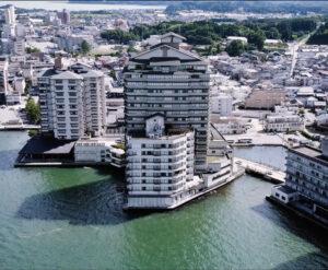 石川加賀屋ドローン空撮
