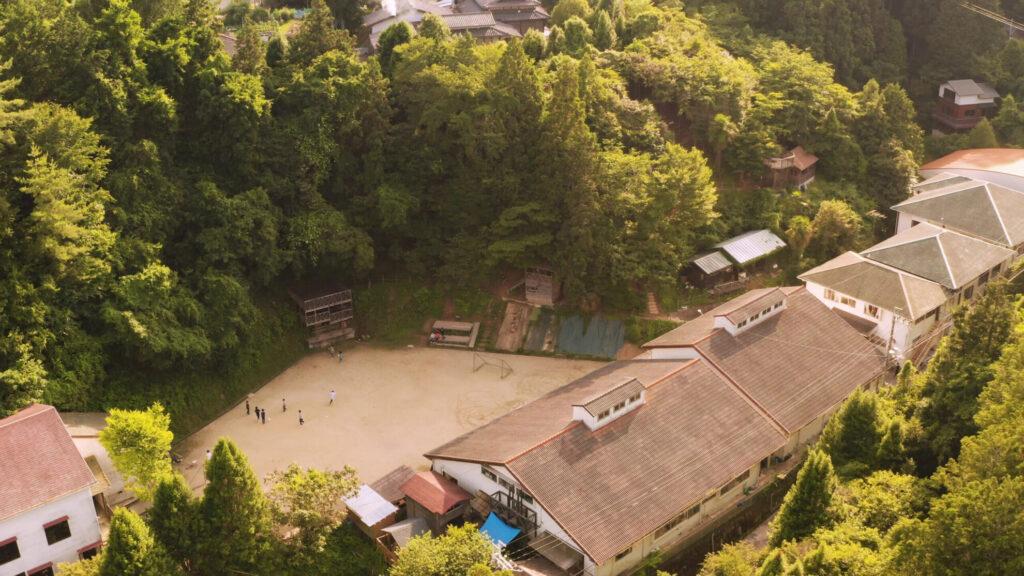 DROLIENミキハウスきのくに子供の村学園